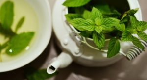 Vibrations Coaching: a teapot full of healing herbs that ground What Is